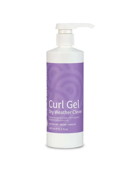 Dry Weather Clever Curl Gel