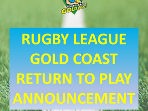 Rugby League on the Gold Coast is Back