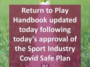QRL Coronavirus Updates: Handbook Updated