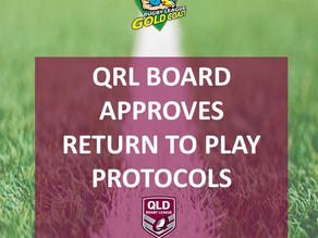 QRL Coronavirus Updates: Board Approves Return to Play Protocols