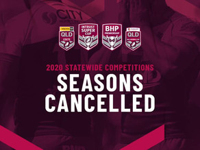 Statewide Competitions Cancelled