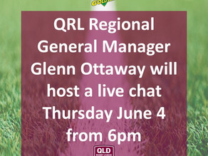 QRL Coronavirus Updates: Live Q&A on Returning to Play