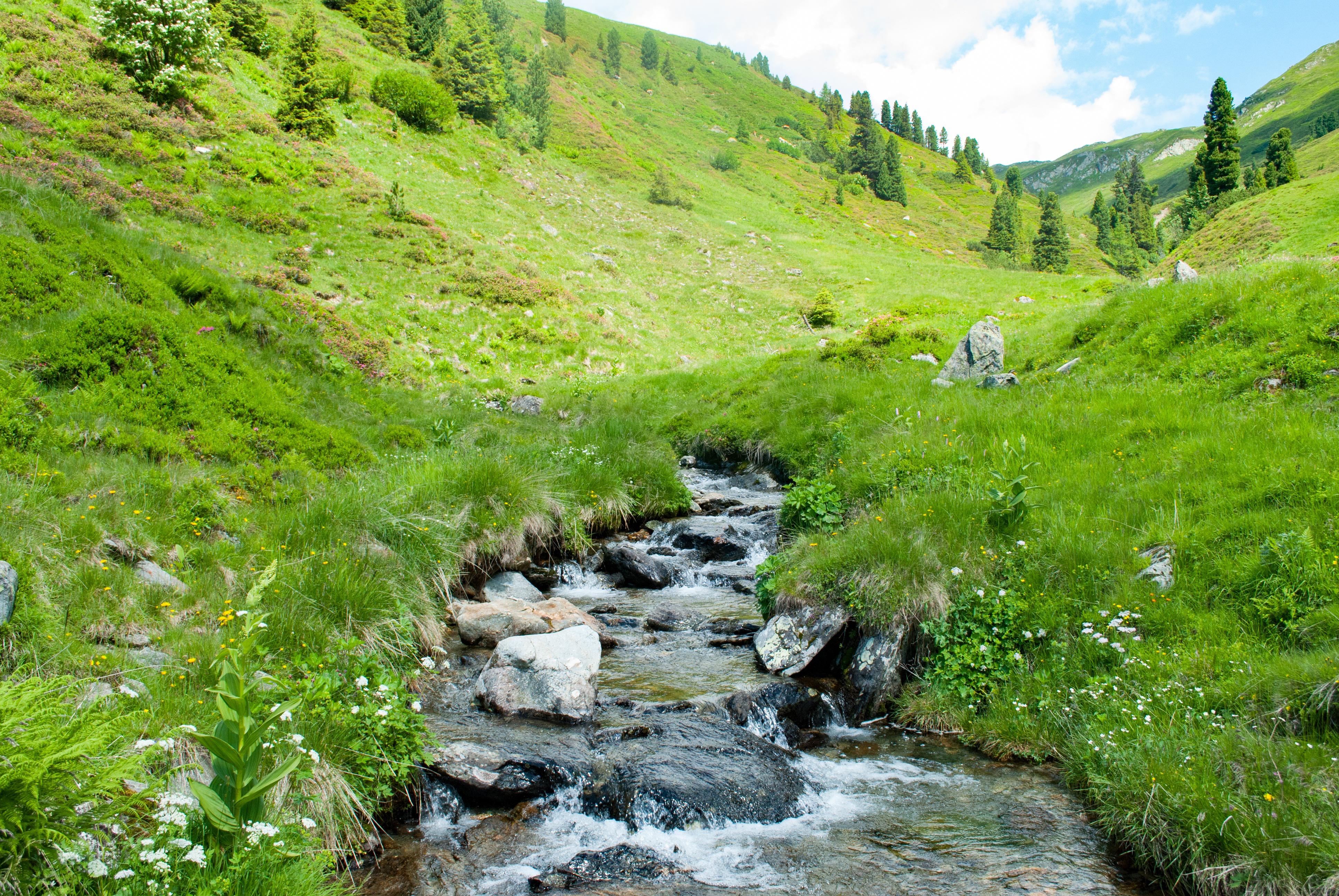 hiking val biandino