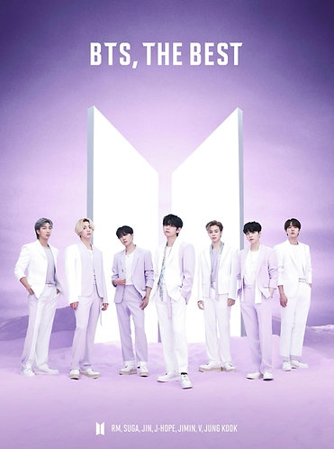 [ Group Order INA🇮🇩 ]  Japan Store🇯🇵 - Album BTS JAPAN - BTS, THE BEST
