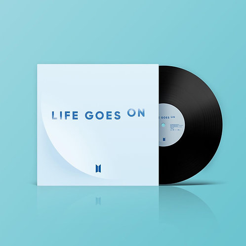 [ Group Order INA🇮🇩 ] USA Store - BTS Life Goes On Discography