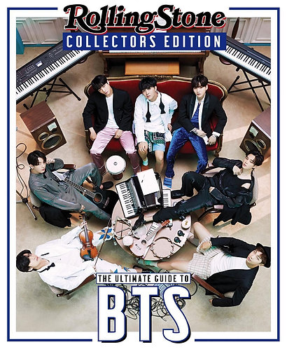 [ Group Order INA🇮🇩 ] Rolling Stone India x BTS - Collectors Edition