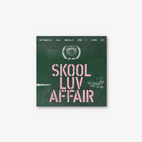 Album BTS - Skul Luv Affair