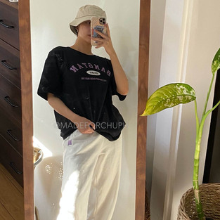 height: 5'4 // 160cm worn size: shirt-XL, joggers-M body frame: S-M