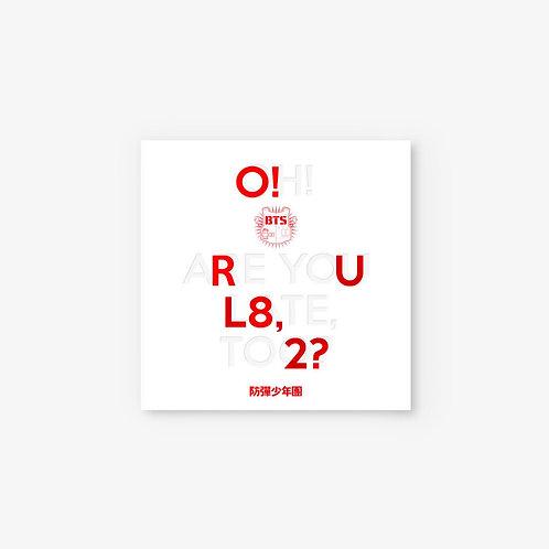 Album BTS - O!RUL8,2?