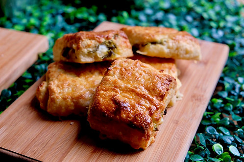 Sabrosa Cocina Manila's Cheddar Jalapeño Biscuit