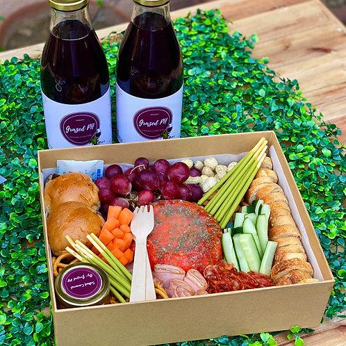 Graze Box with Sangria