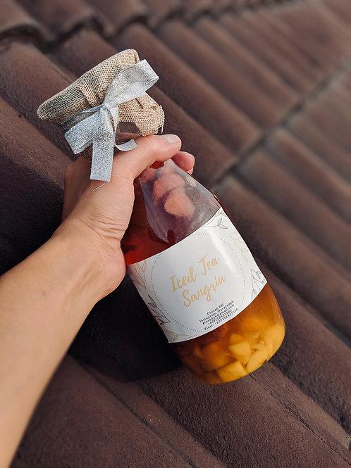 El Té Helado - Iced Tea Sangria