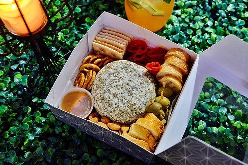 Solo Mini Cheese Ball Graze Box