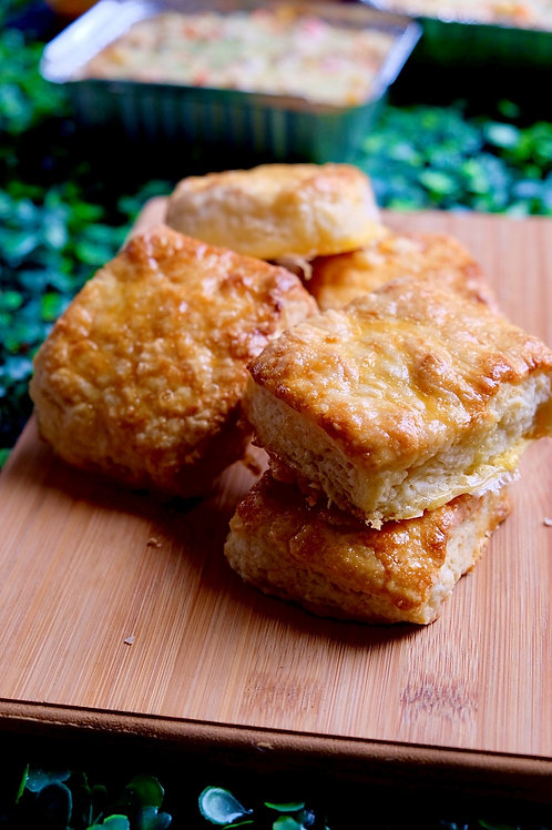 Sabrosa Cocina Manila's Buttermilk Biscuits