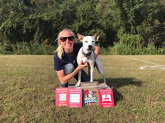 2018 Minnesota Disc Dog Club State Champions