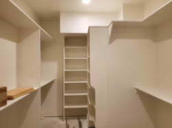 Master Closet Built-In
