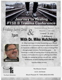 PTSD flyer