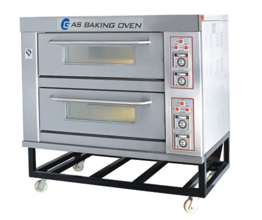 Gas Backing Oven