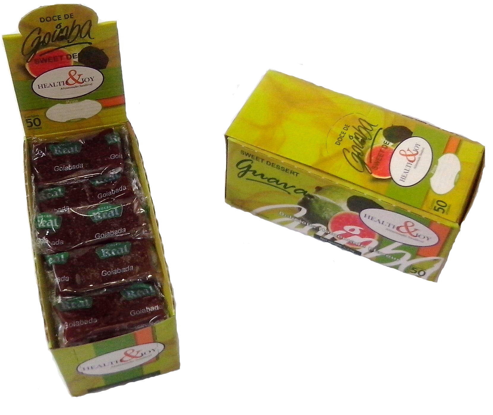 Guava Healt & Joy bars