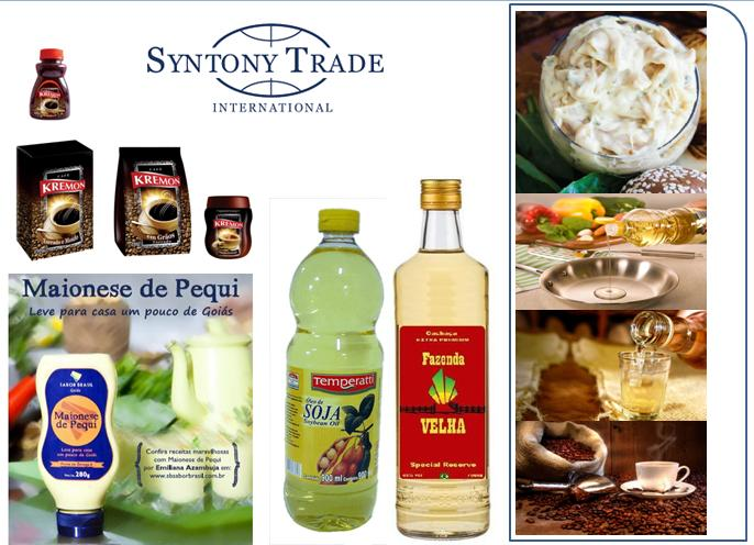 Food products for export
