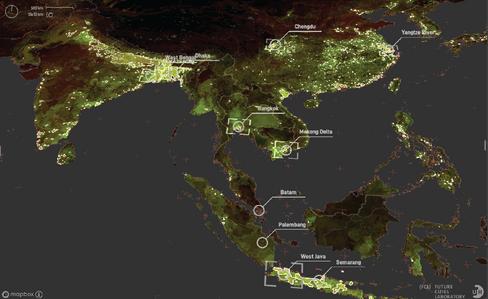 ur-scape - urban data platform