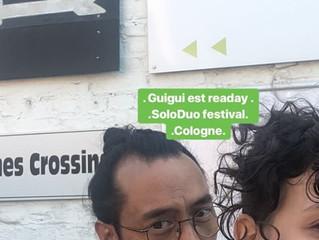 SoloDuo Festival BArnes Crossing @ Cologne