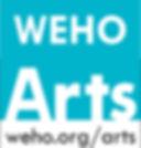 #1. WeHo Arts logo.jpg