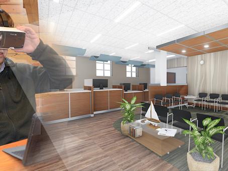 Interior design virtuale: VR e AR
