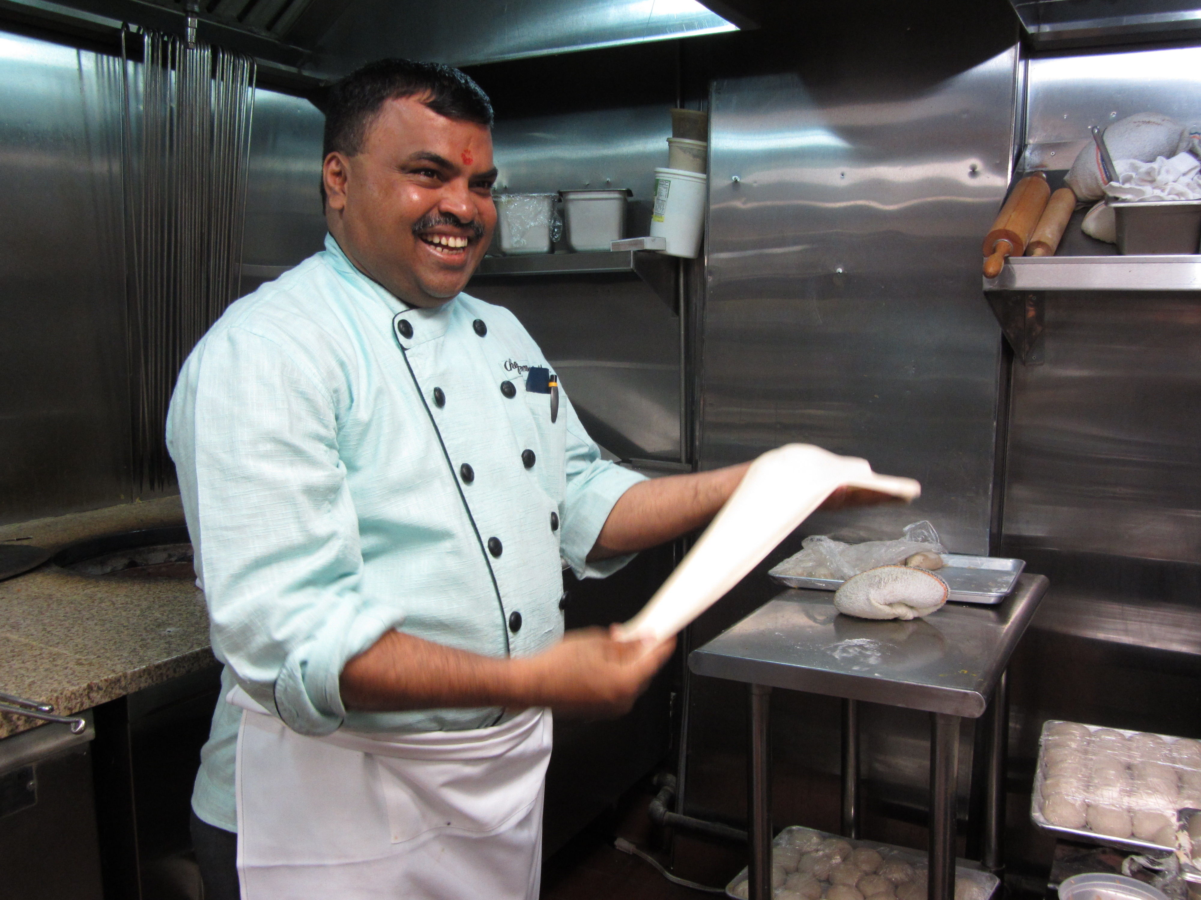 Chef Hemant Mathur