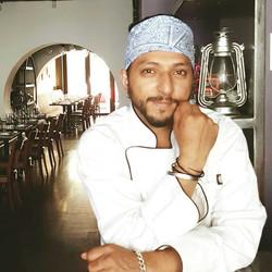 Chef Binder Saini