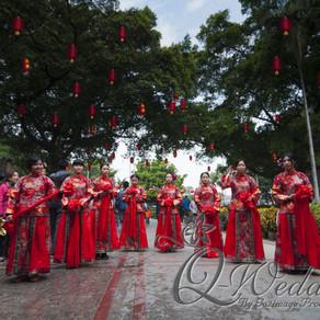 中式婚嫁禮儀