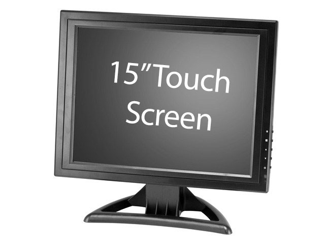 Touch Screen and Non Touch Monitors