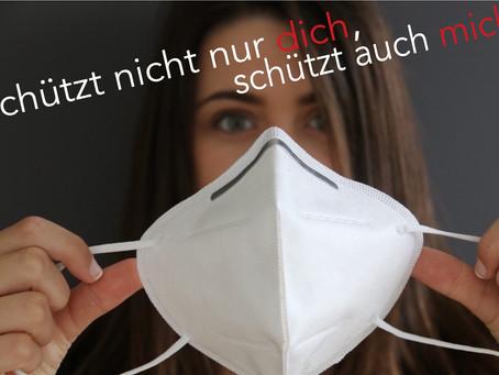 flächendeckende Nutzung von FFP2 Masken in Innenräumen