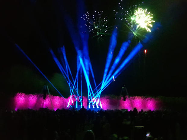 Tamba Park Fireworks 2018