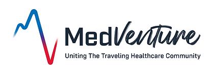 Copy of MedVenture Logo Lockup Secondary