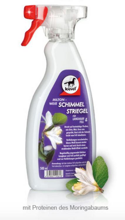 Milton-Weiss Schimmel Striegel, 500 ml