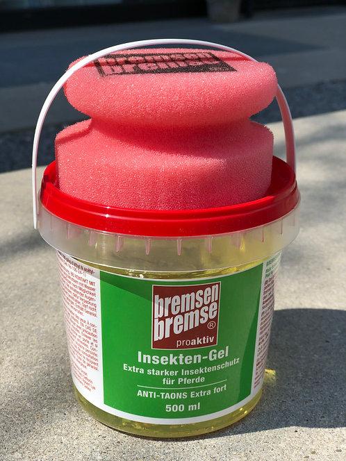 Zedan Bremsen-Bremse Insekten-Gel, extra starker Insektenschutz für Pferde