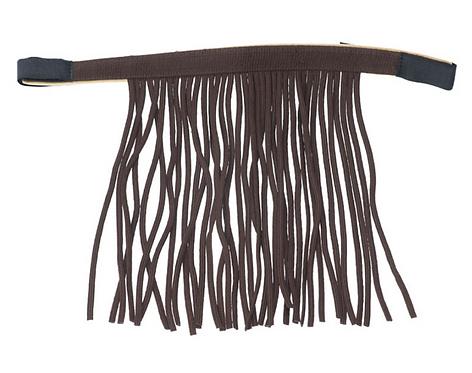 Fliegenfransen-Stirnband