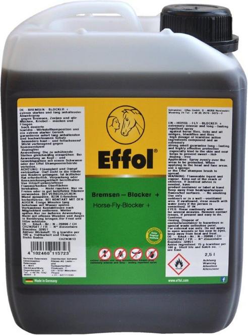 EFFOL Bremsen-Blocker + Kräuter, 2.5 l