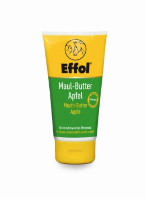 EFFOL Maul-Butter Apfel Tube, 150 ml