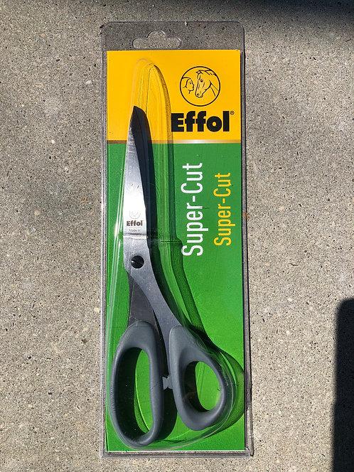 Schere Effol Super-Cut - silber