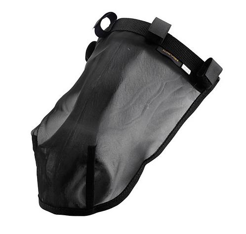 HG Nasenfliegenschutz mit Klettverschluss, schwarz