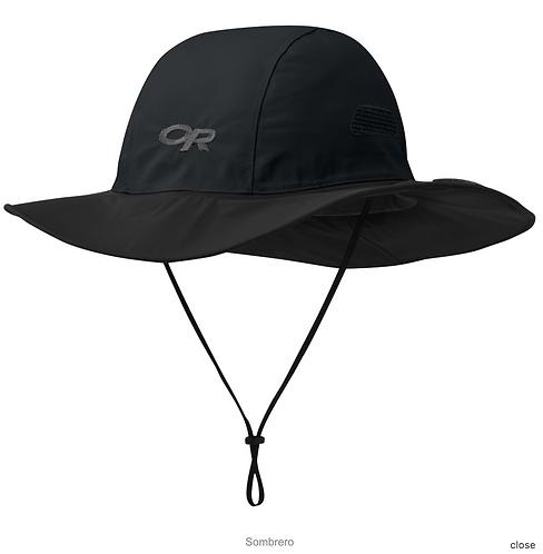 DOGGEROR Sombrero GoreTex, schwarz