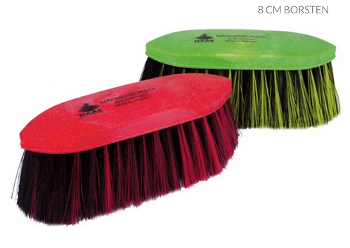 Mähnenbürste Gross, 8cm-Borsten synthetik, 220x62 cm