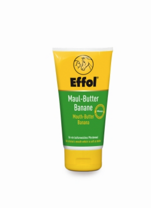 EFFOL Maul-Butter Banane Tube, 150 ml