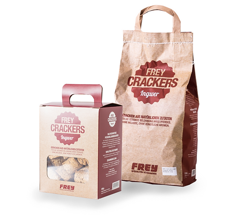 Frey Crackers Ingwerbox