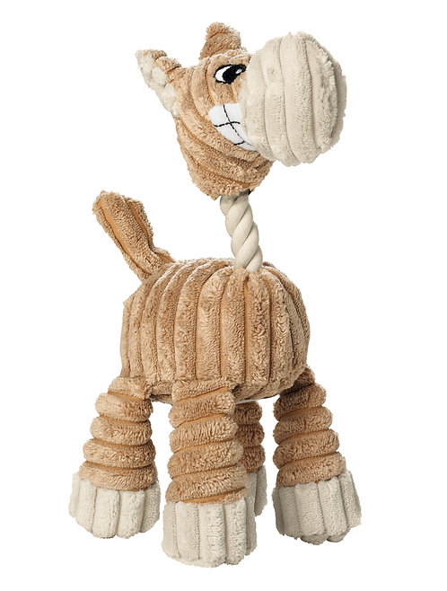 Hundespielzeug Huggly Zoo Giraffe