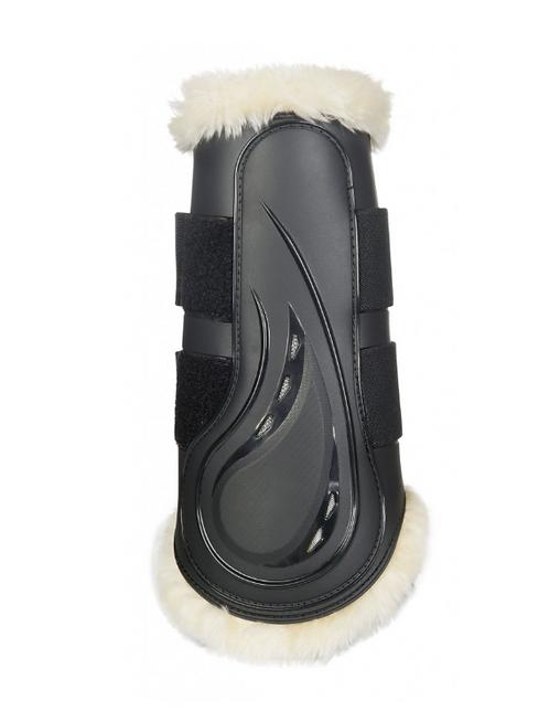 Dressurgamaschen Comfort mit Schlagschutz