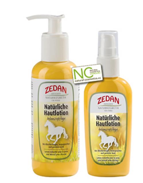 Natürliche Hautlotion-Intensivpflege
