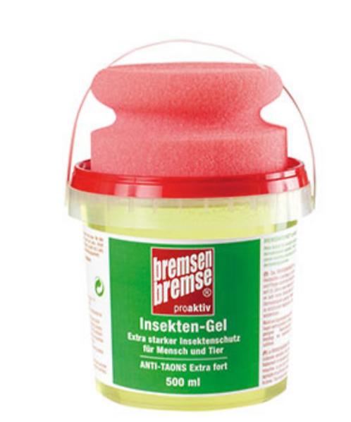 Bremsenbremse proaktiv Gel mit Schwamm, 500 ml